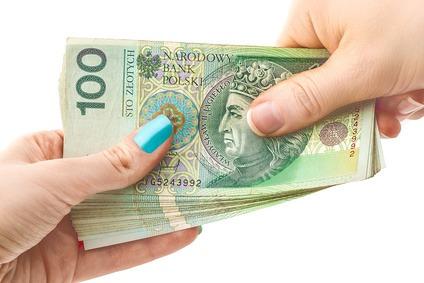 Przekazywanie pieniędzy z pożyczki